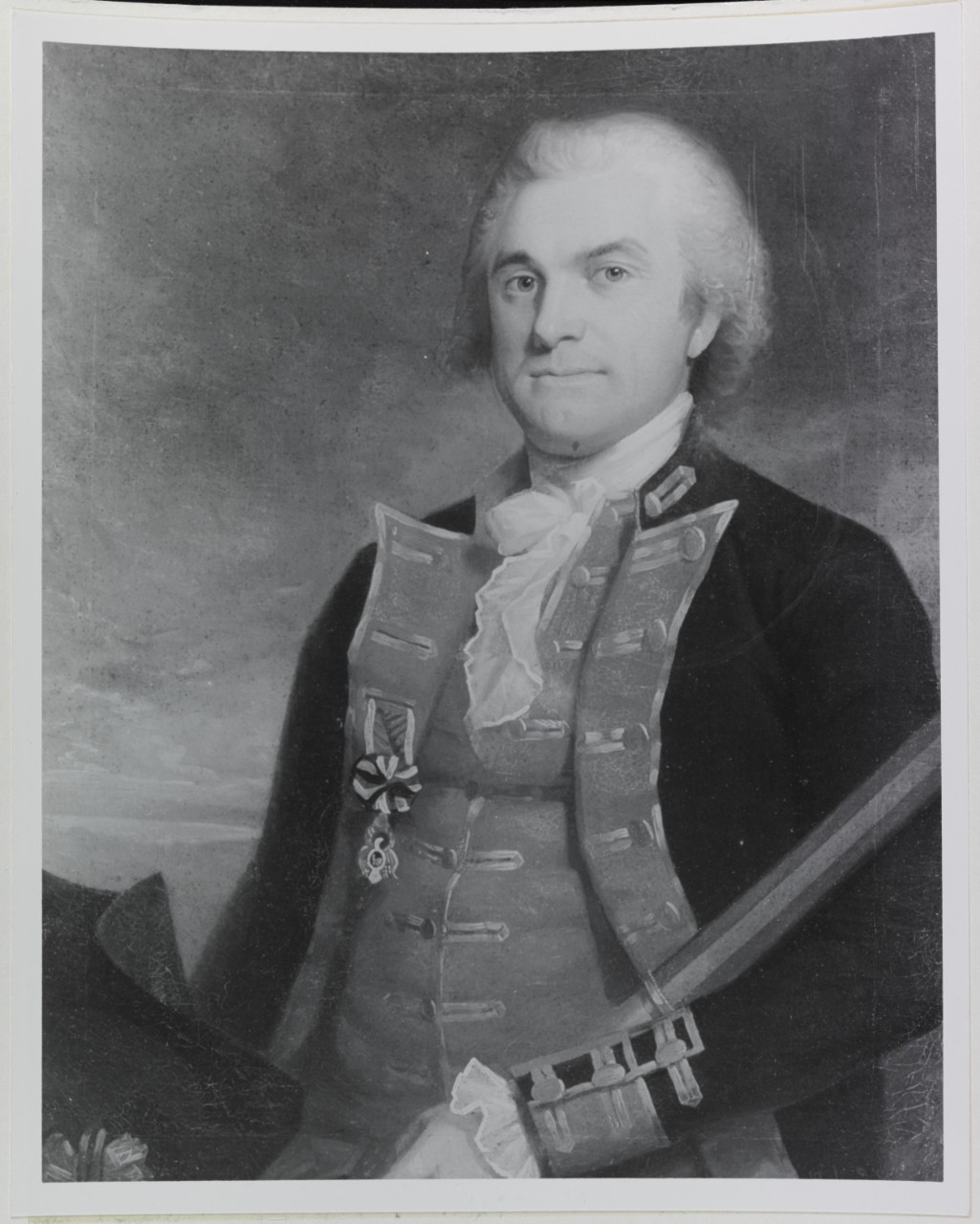 Silas Talbot, a portrait by Ralph Earl, courtesy of the National Portrait Gallery